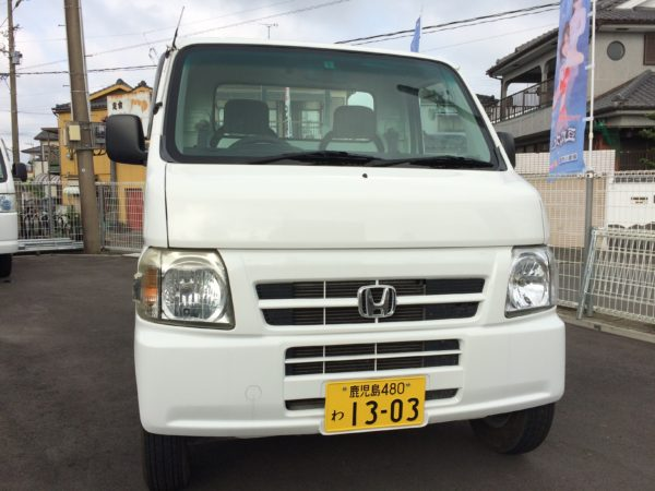 鹿児島軽トラックレンタカー